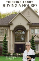 Eve Lindor's Tips for Buying Your New Home