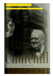 Mr Churchills excercise , The Treasury Minute and responses 1925