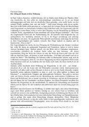 """""""Der Alltag als Kunst zweiter Ordnung"""" > PDF - Deutsche ..."""