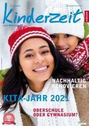 Kinderzeit Bremen 01/02 2021