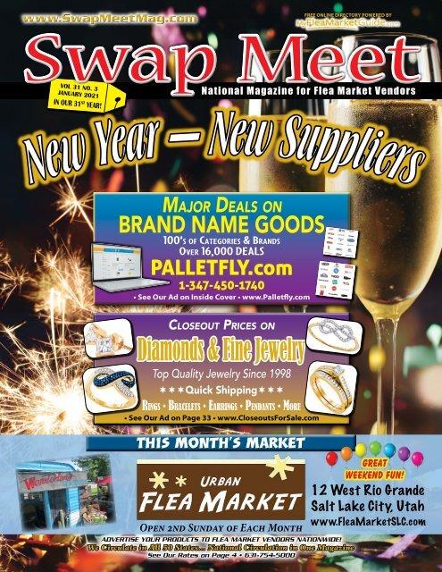 Swap Meet Magazine January 2021