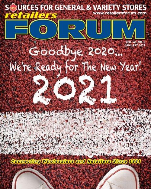 Retailers Forum January 2021