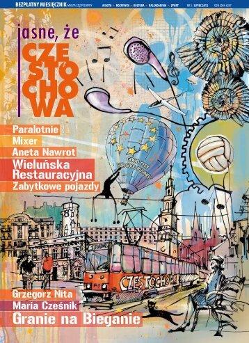 KALENDARIUM wydarzeń 07/2012 - Co, gdzie, kiedy w Częstochowie