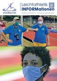 Leichtathletik INFORMationen 04/2020