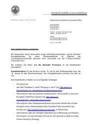 Checkliste - Universidade de Vigo