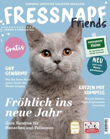 Fressnapf Friends 01/21