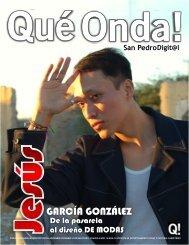 Qué Onda! San Pedro, edición 124, Noviembre- Diciembre 2020