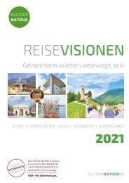 REISEVISIONEN 2021