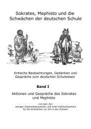 Band I - Sokrates-Bücherwurm