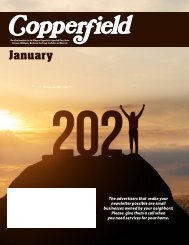 Copperfield January 2021