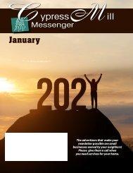Cypress Mill January 2021