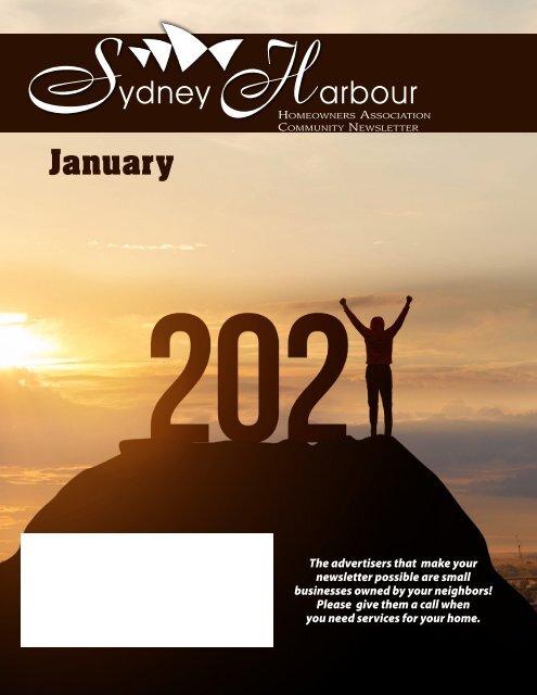 Sydney Harbour January 2021