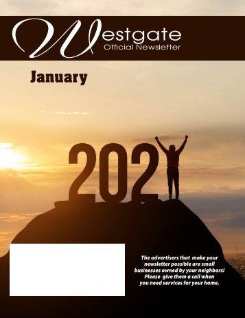 Westgate January 2021