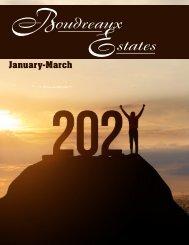 Boudreaux Estates January 2021