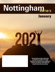 Nottingham January 2021