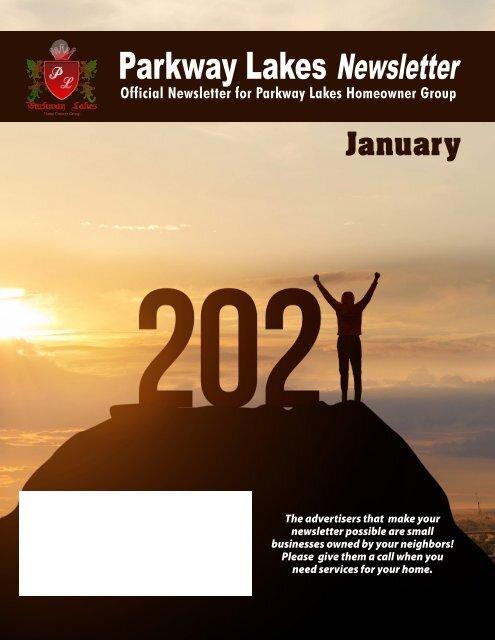 Parkway Lakes January 2021
