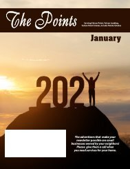 The Points January 2021