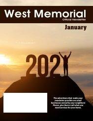 West Memorial January 2021