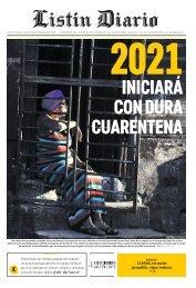 Listín Diario 31-12-2020