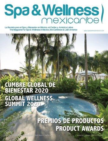 Spa & Wellness MexiCaribe 40 | Invierno 2020-21
