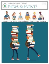 January 2021 Library News and Events