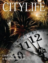 Citylife in Lichfield January 2021