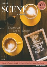 The Scene - Telford's favourite local magazine!