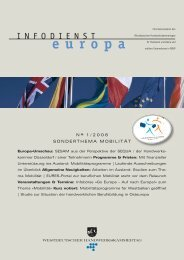 europa - Pro Qualifizierung
