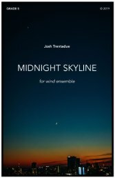 Midnight Skyline - Josh Trentadue