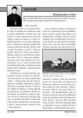 Možnosti misijných aktivít Cirkvi v cirkevnej obci - Mesačník Odkaz ... - Page 3