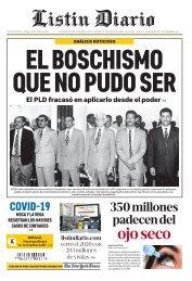 Listín Diario 04-01-2021