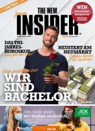 THE NEW INSIDER No. XI, Januar 2021 #450