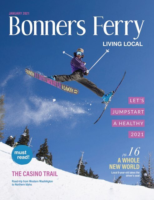 January 2021 Bonners Ferry Living Local