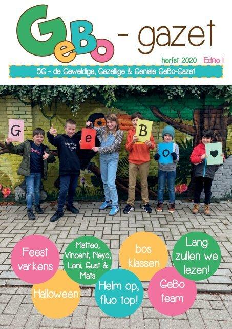 GeBo-gazet 1