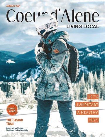 January 2021 Coeur d'Alene Living Local