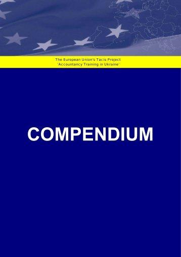 Compendium (Eng).pdf - BEA.com.ua