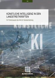 KI in den Landstreitkräften (Juli 2019)