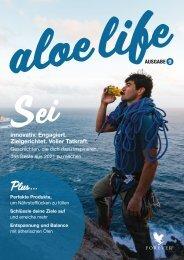 Aloe Life Magazin 09