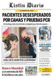 Listín Diario 06-01-2021
