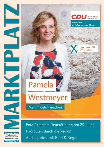 Marktplatz Harsewinkel 230 - 06/2020