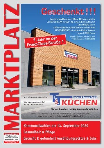 Marktplatz Harsewinkel 231 - 08/2020