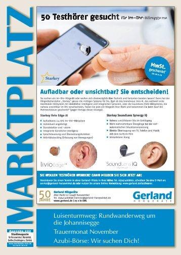 Marktplatz Harsewinkel 233 - 10/2020