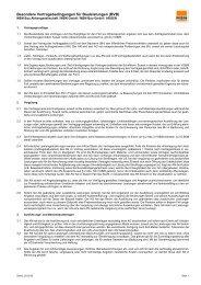 Besondere Vertragsbedingungen für Bauleitungen (BVB) Stand-02-2020