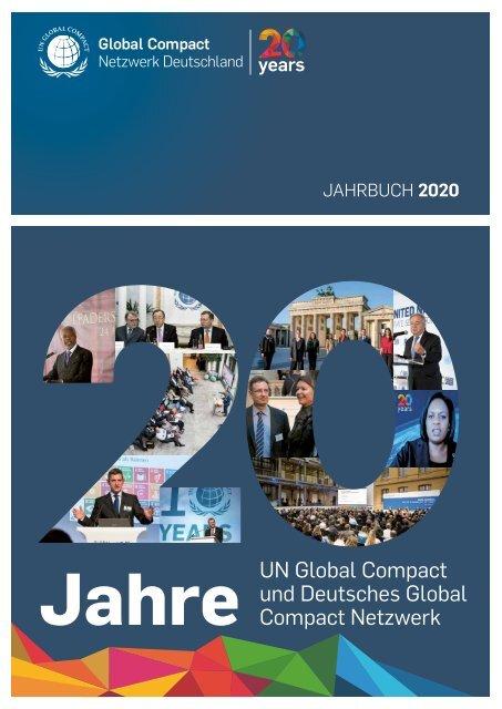 Global Compact Deutschland 2020