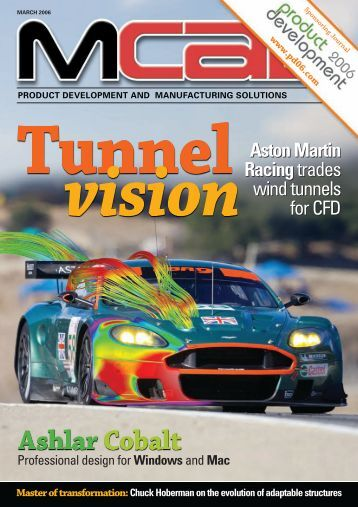 Aston Martin Racingtrades - the Ashlar-Vellum Resource Library
