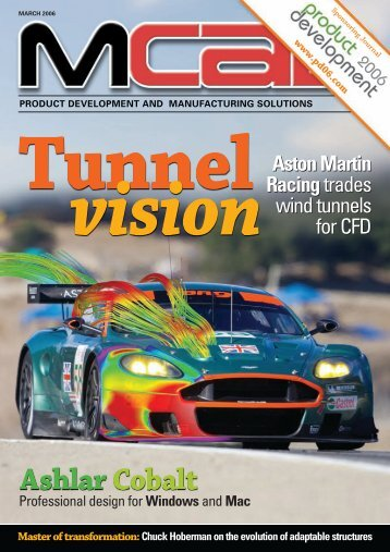 Aston Martin Racingtrades - the Ashlar-Vellum Resource Library