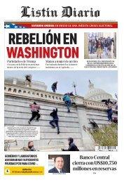 Listín Diario 07-01-2021