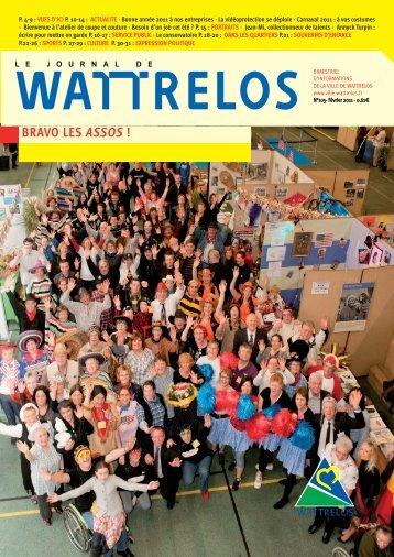 BRAVO LES ASSOS ! - Ville de Wattrelos