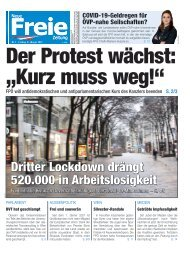 "Der Protest wächst: ""Kurz muss weg!"""