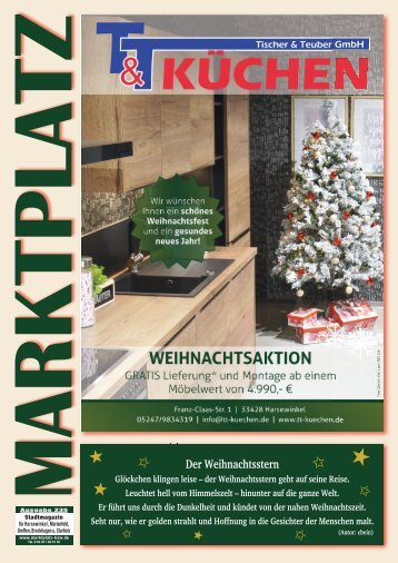 Marktplatz Harsewinkel 235 - 12/2020